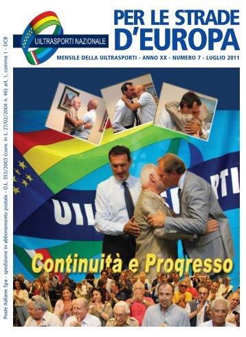 il comitato centrale della uilt - Uiltrasporti