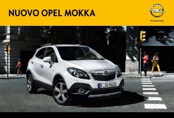 NUOVO OPEL MOKKA - Gerli Opel