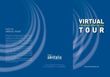 virtual tour - Advitalia | Progetti di comunicazione visiva