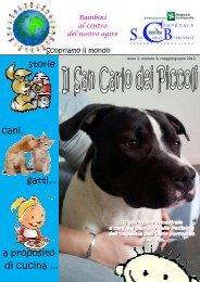 storie cani, gatti... a proposito di cucina ... - Ospedale San Carlo ...