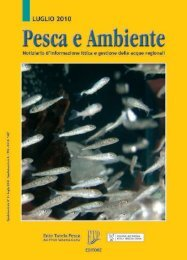 Attività dell'Ente - Ente Tutela Pesca del Friuli Venezia Giulia