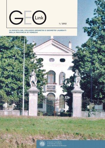 Anno 7 - numero 1/2012 - Collegio dei Geometri della Provincia di ...
