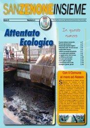 Attentato Ecologico - Comune di San Zenone al Lambro