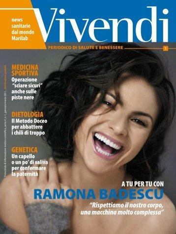 RAMONA BADESCU - Vivendionline.it