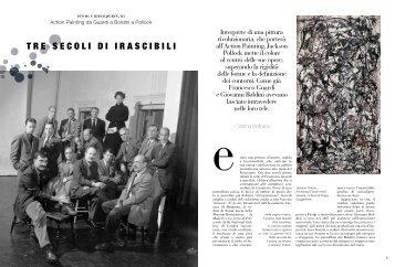 TRE SECOLI DI IRASCIBILI - Università degli Studi di Verona