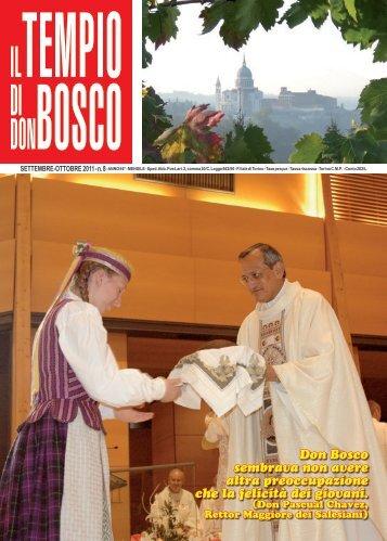 DONBOSCOSETTEMBRE-OTTOBRE 2011 - Colle Don Bosco