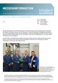 Ohne die richtige Energie bewegt sich nichts - InfraServ GmbH & Co ... - Seite 2