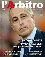 Rivista l'Arbitro 2/2012 - Associazione Italiana Arbitri
