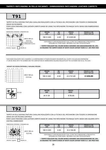 T91 T92 - E-Ambiances