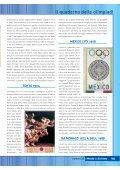 """Quaderno delle Olimpiadi"""" a cura di Augusto Rosati - Lo sport italiano - Page 7"""