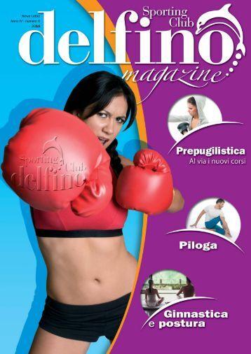 SCD_magazine n6_2010.qxd:Layout 1 - Sporting Club Delfino