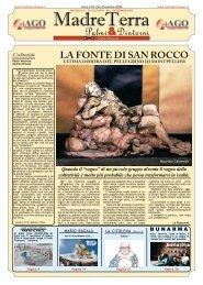 madreterra numero zero - dicembre 2009 - Madreterranews.it