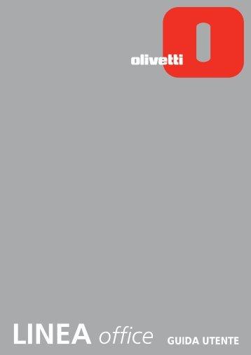 Manuale d'uso Linea Office - Telecom Italia
