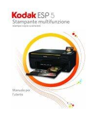 Stampante KODAK ESP 5 multifunzione