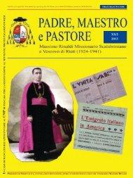 PERIODICO - Anno corrente 2013 N° 2 - Massimorinaldi.org