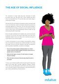 THE AGE OF SOCIAL INFLUENCE - Initiative - Page 3