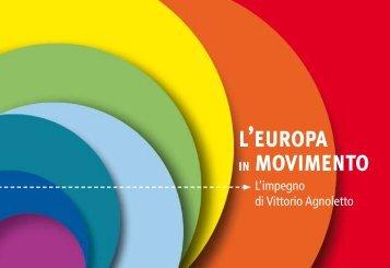 l'europa in movimento - Vittorio Agnoletto