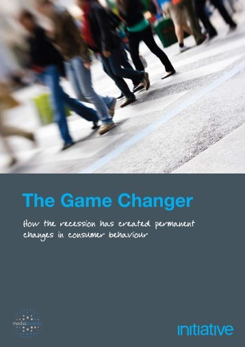 The Game Changer - Initiative