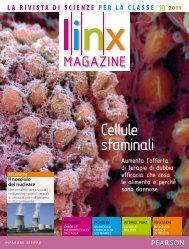 Cellule staminali - Linx Magazine - Linx Edizioni