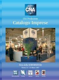 Catalogo Imprese - CNA Emilia Romagna