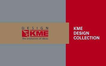 KME DESIGN COLLECTION - Edilportale