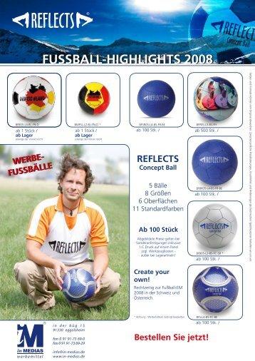 Fussball-Highlights 2008 WERBE