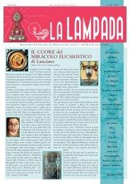 Anno 2 - n° 14 - Il Santuario del Miracolo Eucaristico