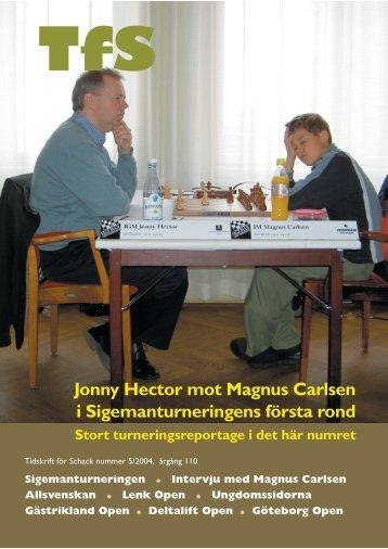 TfS - Sveriges Schackförbund