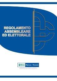 Regolamento Assembleare ed Elettorale approvato il 20 05 2012