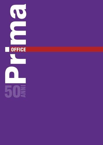 Scarica il nuovo Catalogo Office - Prima srl