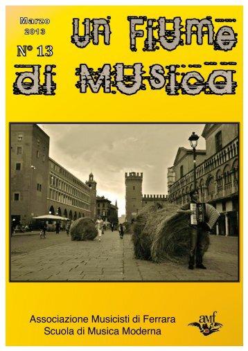 Associazione Musicisti di Ferrara Scuola di Musica Moderna