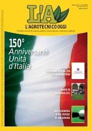 L'Agrotecnico Oggi marzo 11 - Collegio Nazionale degli Agrotecnici