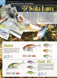 270 Seika Acqua Dolce / Fresh Water - Jolly Pesca