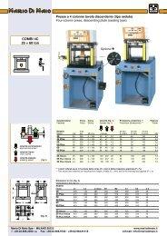 Brochure PDF -340K - Mario Di Maio Home Page