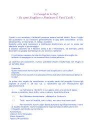 Schede ambientazioni - liceo De Chirico