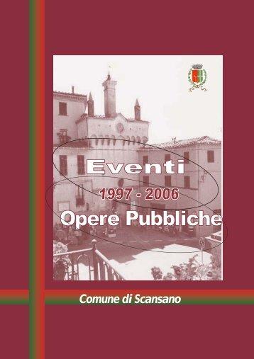 versione pdf ( 2,45 Mb) - Comune di Scansano