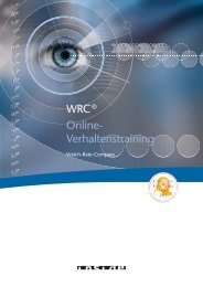 WRC Flyer_RZ.indd - inside Unternehmensgruppe
