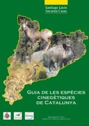 Guia de les espècies cinegètiques de Catalunya - Federació ...