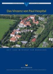 Hausprospekt (PDF) - Vinzenz von Paul Hospital