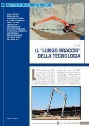 """IL """"LUNGO BRACCIO"""" DELLA TECNOLOGIA - PMI SpA"""