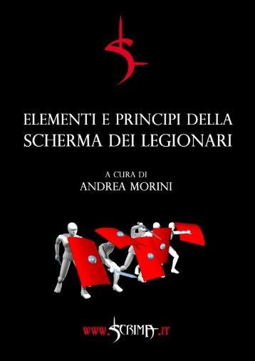 Elementi e principi della scherma dei legionari - SCRIMA