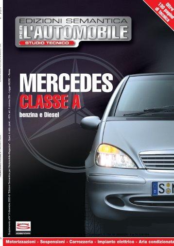 Mercedes Classe A - TECHNIrevue