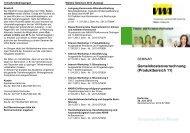 Gemeinkostenverrechnung - Verwaltungs- und Wirtschafts ...