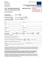 Verwaltungs- und Wirtschafts-Akademie - VWA-Ostbayern in ...