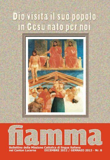 Bollettino della Missione Cattolica di lingua italiana nel Canton ...