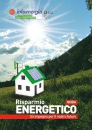 Guida al risparmio energetico - Comune di Trezzo sull'Adda