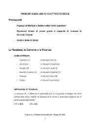 1.Circuiti in Corrente Continua - itncolonna.it