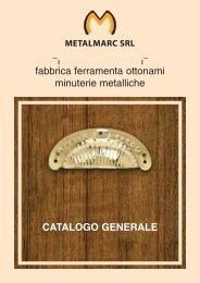 fabbrica ferramenta ottonami minuterie metalliche CATALOGO ...