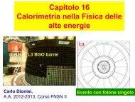E - INFN Sezione di Roma