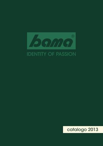 catalogo 2013 - Bama group